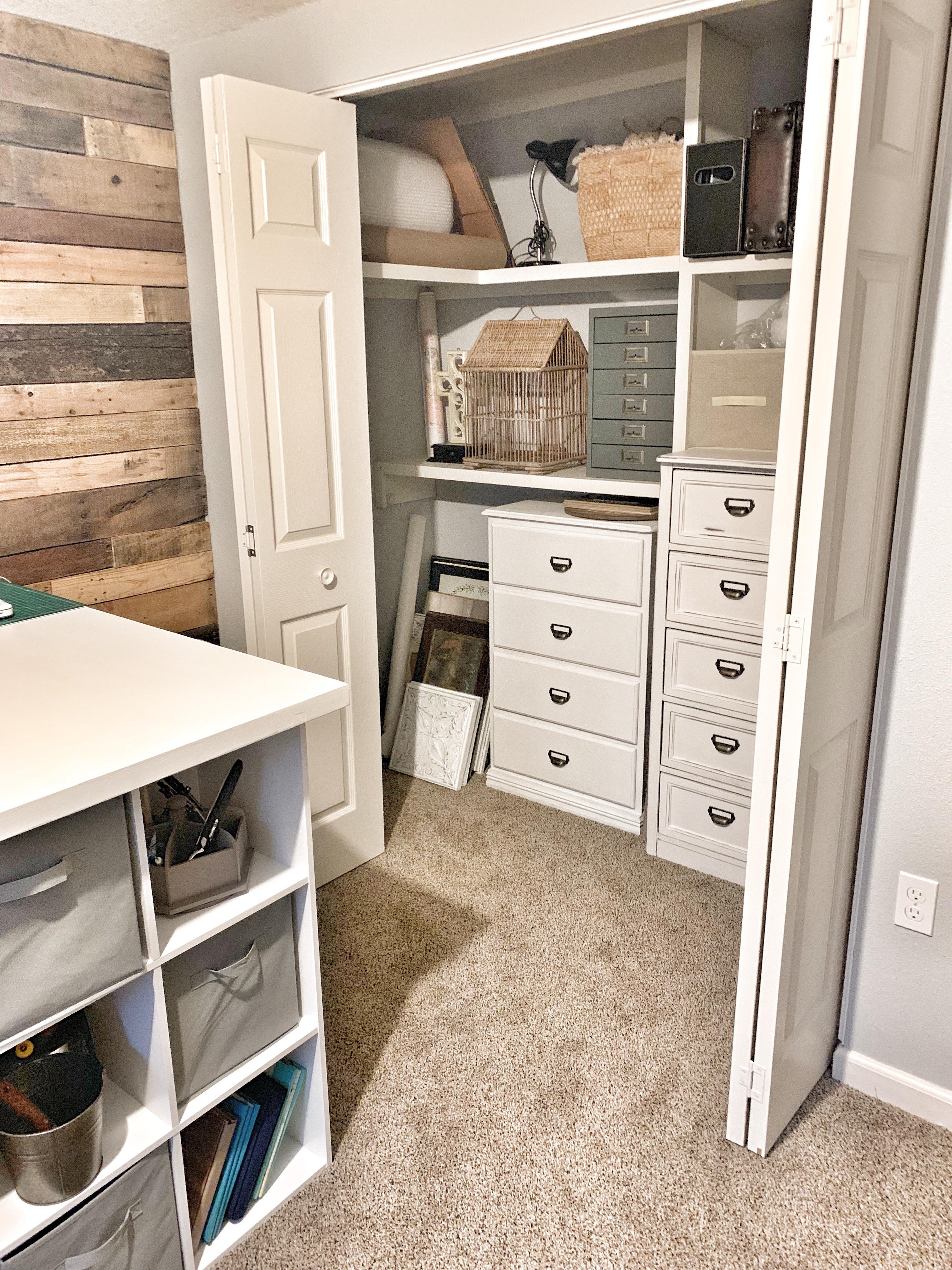 organization ideas for closet