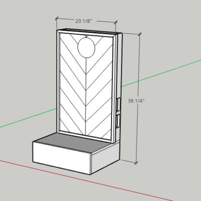 DIY Floating Nightstand Plans