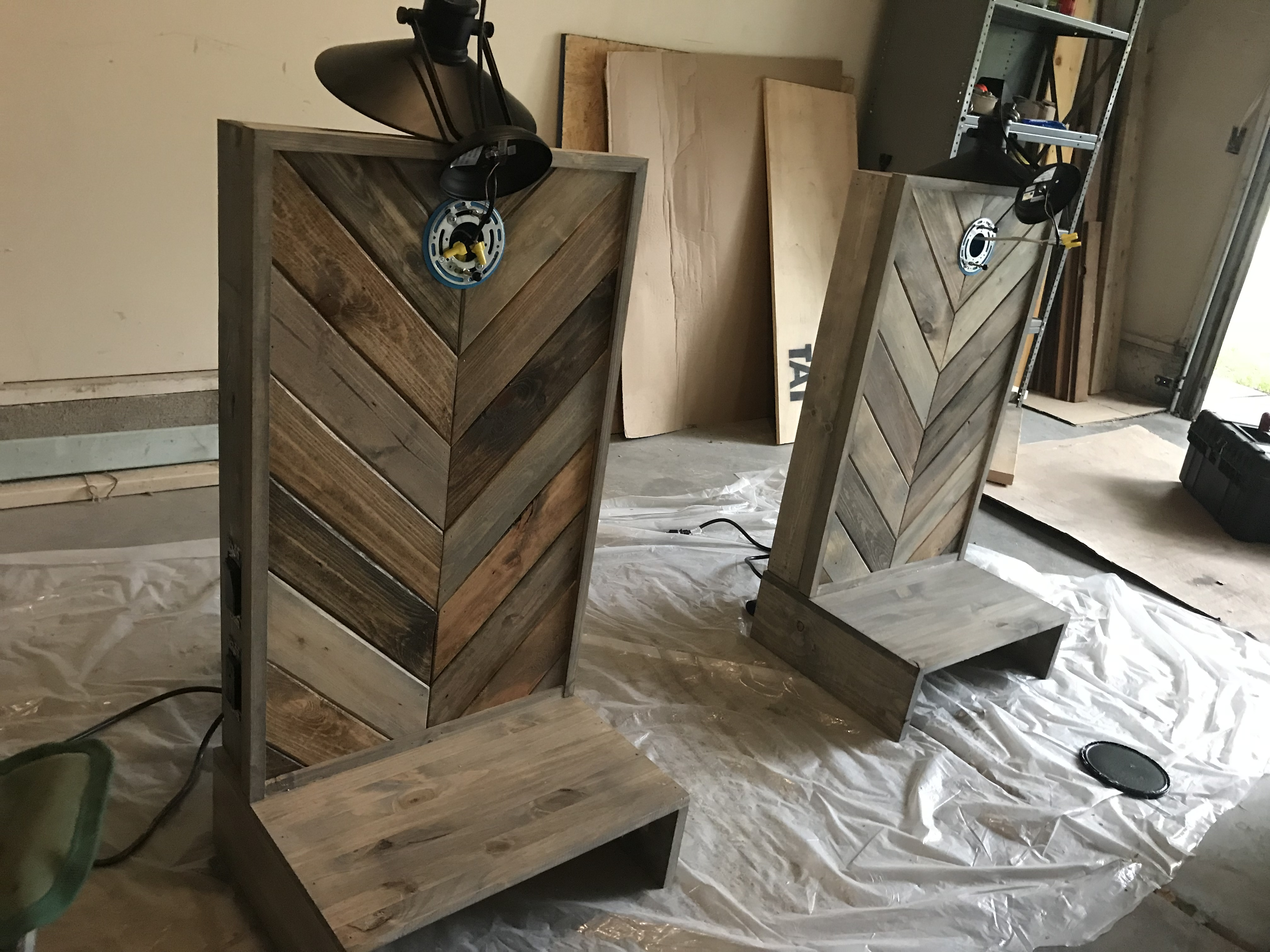 Diy Floating Nightstand Plans Ashley Diann Designs