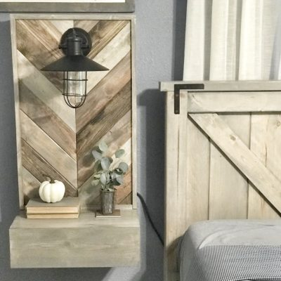 Designing Our Nightstands