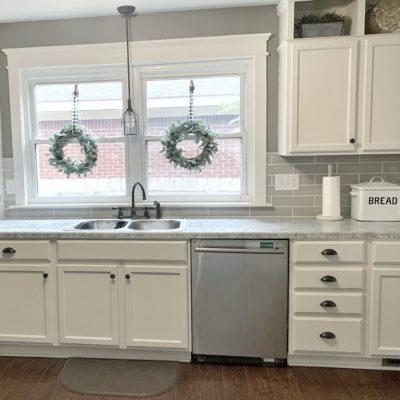 Builder-grade to Custom-made Kitchen